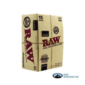 Raw Classic Artesano 1 1/4 15 per Box