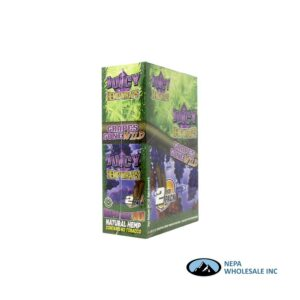 Juicy Hemp Wraps25-2PK Grapes Gone Wild