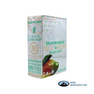 High Hemp 25CT Mauimango Organic Wraps
