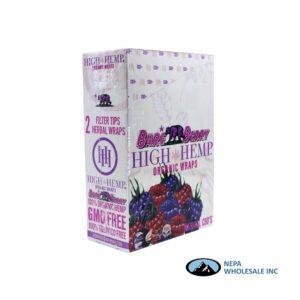 High Hemp 25CT Bare Berry