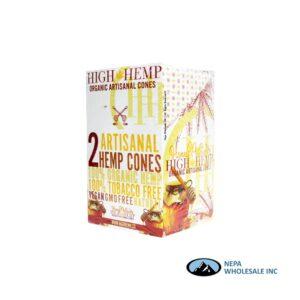 High Hemp 15-2PK Cone Honey