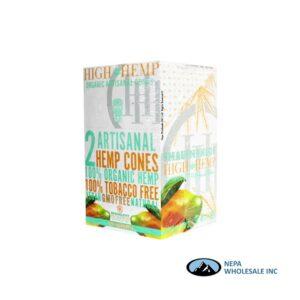 High Hemp 15-2PK Cone Maui Mango
