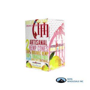 High Hemp 15-2PK Cone Hydro Lemonade