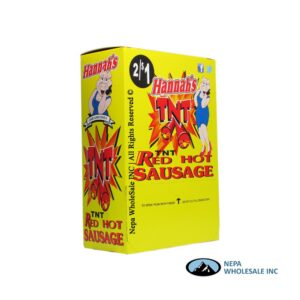 Hannah's 2 for $0.99 TNT Sausage