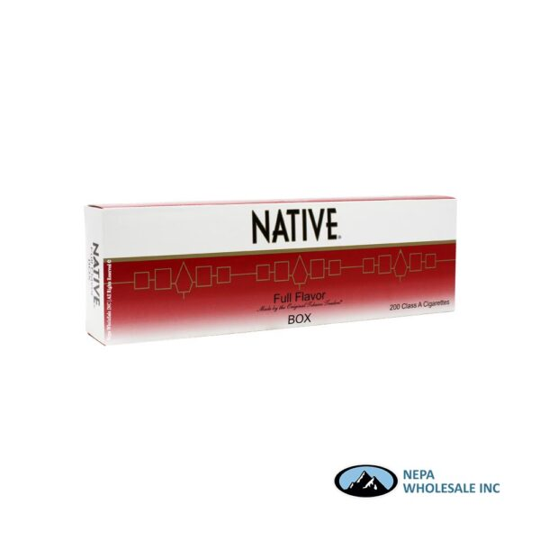 Native King Red