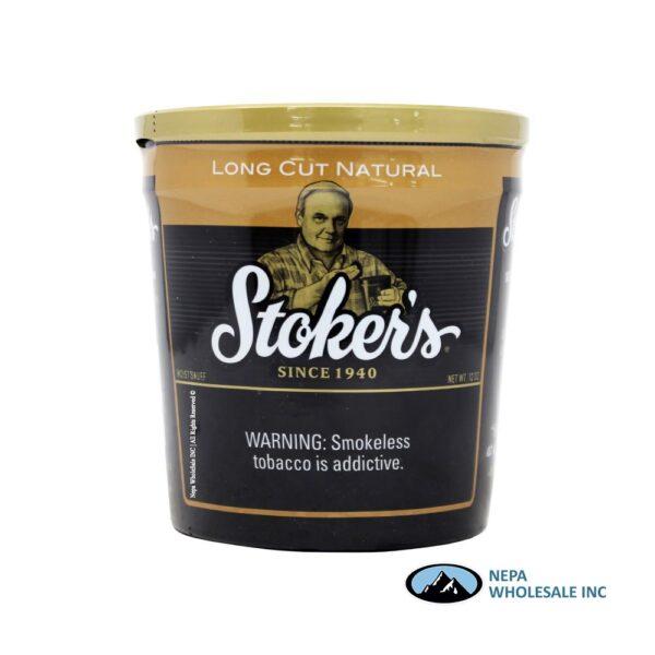 Stoker_s 12oz Tub Long Cut Natural