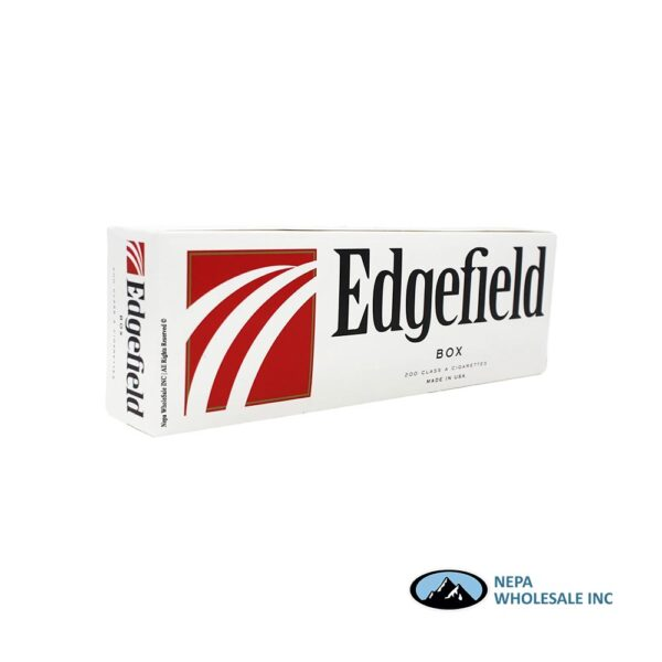 Edgefield King Box Red
