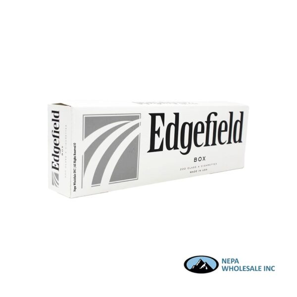 Edgefield King Box Silver