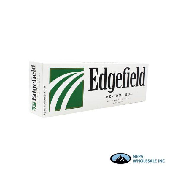 Edgefield King Box Menthol