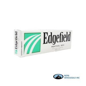 Edgefield King Box Menthol Gold