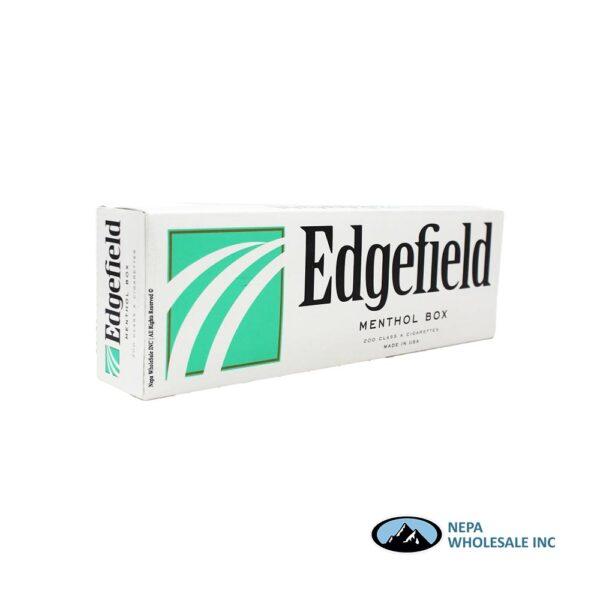 Edgefield King Box Menthol Gold