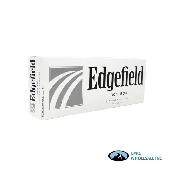 Edgefield 100 Box Silver
