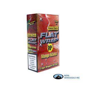 GT Flat Wrap 2-25 CT Mango