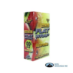 GT Flat Wrap 2-25 CT Watermelon