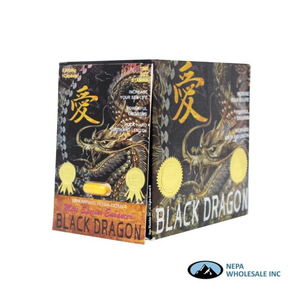 Black Dragon Single