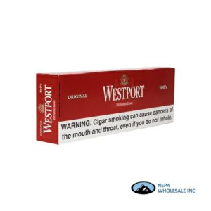 Westport 100's Original Filter Cigar