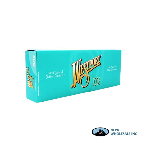 Westport 100s Menthol Light