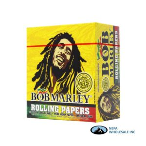 Bob Marley Rolling Paper King Size 50-50's