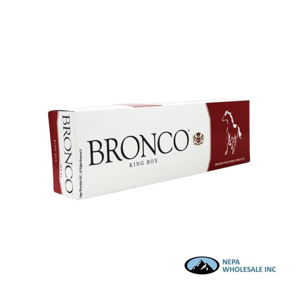 Bronco King Red