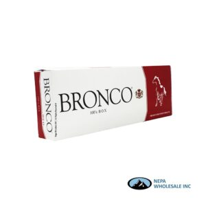 Bronco 100's Red