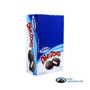 Hostess Ding Dongs Choclate Cake 6-2.55oz