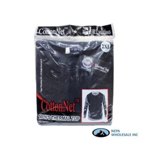 Thermal Black 2XL