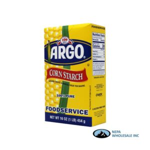 Argo Corn Starch 16 Oz Paper Box