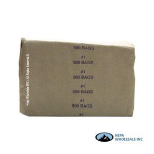 .Paper Bag #1 500 CT