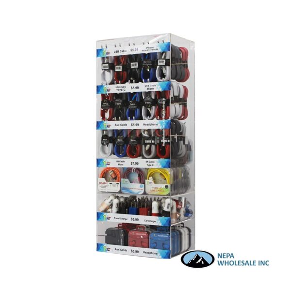 Y-Max Charger Mix 180 CT Display