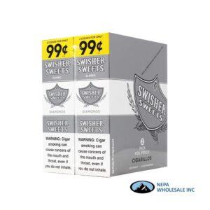 Buy Swisher Sweets Diamond Cigarillos