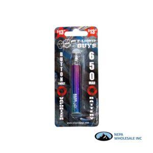 E-Liquid Guys 650 Mah Battery Blister Pack