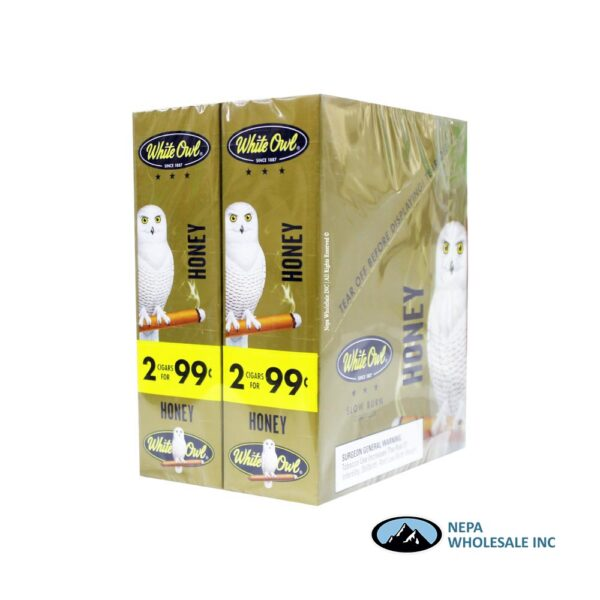 White Owl 2 for $0.99 Honey