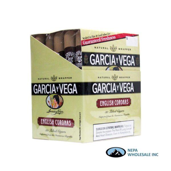 Garcia Y Vega 30 CT English Corona