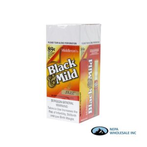 Black & Mild $0.89 Jazz 25CT