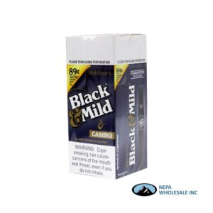 Black & Mild $0.89 Casino 25CT