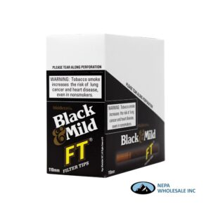 Black & Mild Filter Tip 10-5PK Regular