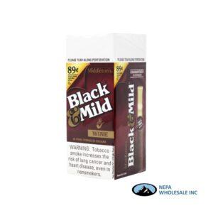 Black & Mild Wine