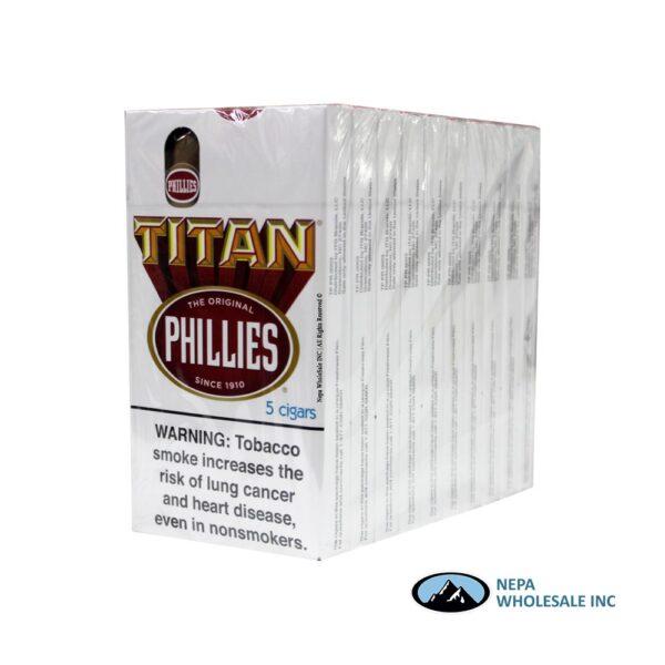 Phillies 5 PK50 CT Titan
