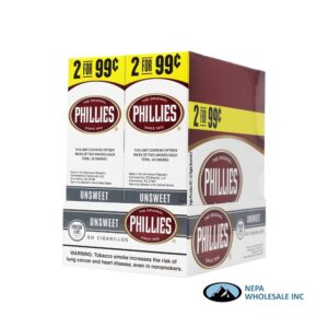 Phillies 2 for $0.99 Unsweet