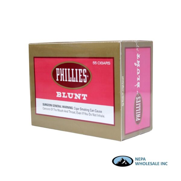 Phillies Blunt 55CT Box Pink