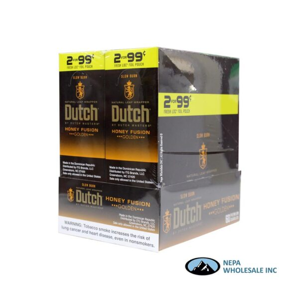 Dutch 2 for $0.99 Honey Fusion