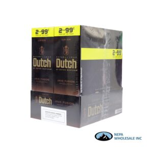 Dutch 2 for $0.99 Java Fusion
