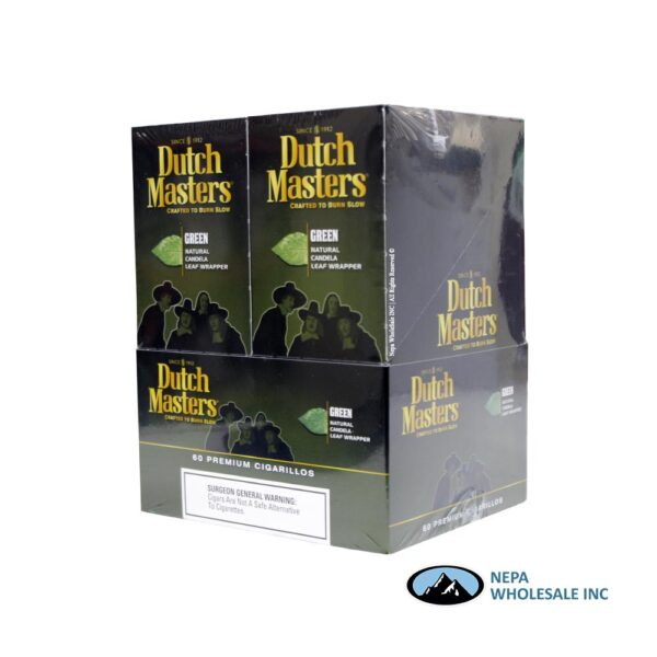 Dutch Masters 3PK60 Green