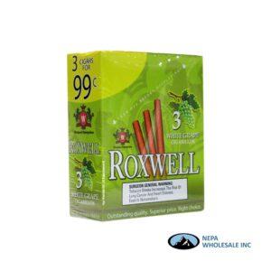 Roxwell 3 for $0.99 15 Pk White Grape