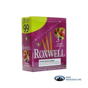 Roxwell 3 for $0.99 15 Pk Sweet