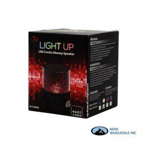 Speaker Light Up
