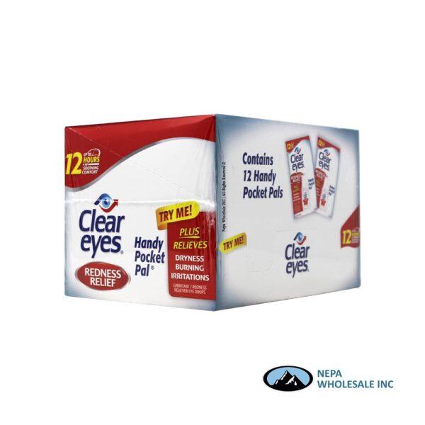 Clear Eyes 12-0.2 Fl Oz