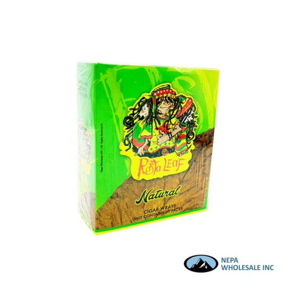 Rasta Leaf 25 Packs