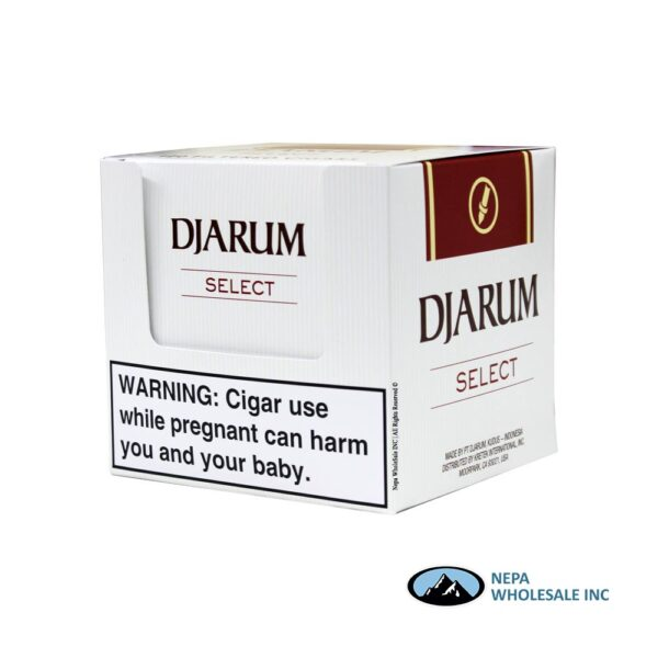 Djarum 12-10 PK Mild (Select)