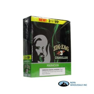 Zig Zag 3 for $0.99 Maracuja
